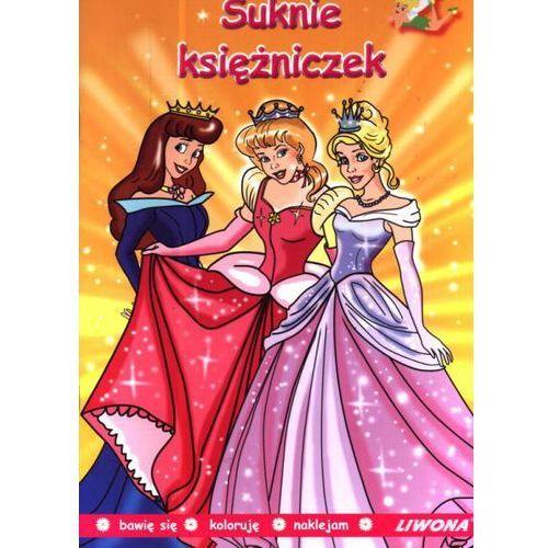 Literatura młodzieżowa, Suknie księżniczek (opr. miękka)