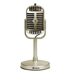 Tracer Classic - microphone - Srebrny