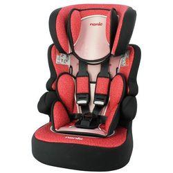 Nania fotelik samochodowy BeLine SP Skyline, Red - BEZPŁATNY ODBIÓR: WROCŁAW!