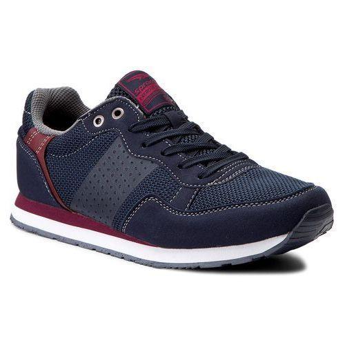 Półbuty męskie, Sneakersy SPRANDI - MP07-16845-04 Granatowy