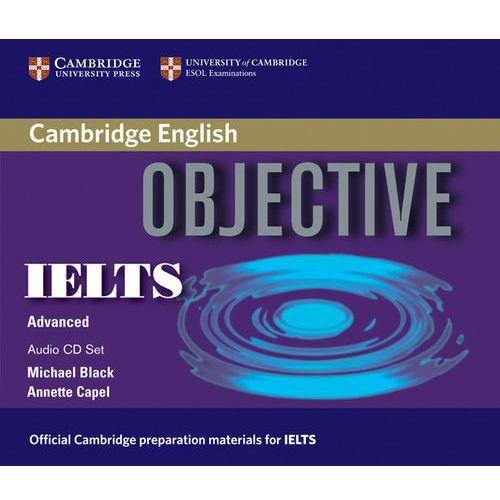Książki do nauki języka, Objective IELTS, Advanced, Audio CDs