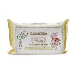 Pierpaoli Anthyllis Chusteczki do pielęgnacji skóry dziecka 3w1 Chusteczki do pielęgnacji skóry dziecka 3w1
