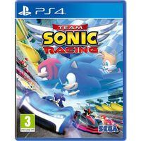 Gry PS4, Team Sonic Racing (PS4)
