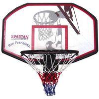 Koszykówka, Naścienny kosz do koszykówki Spartan San Francisco