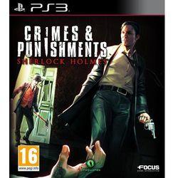Sherlock Holmes Zbrodnia i kara (PS3)