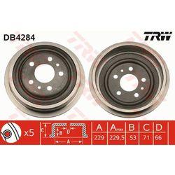 BĘBEN HAM TRW DB4284 RENAULT ESPACE III 1.9TDI 99-02, 2.2TD 12V 96-00, 2.2D 97-00, 2.2DCI 00-02