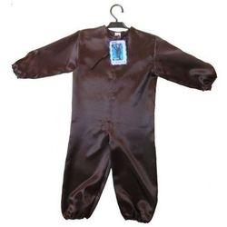 Kombinezon brązowy dł 7/8 - przebrania / kostiumy dla dzieci, odgrywanie ról - 122