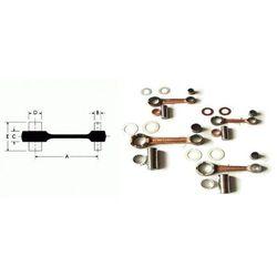 Korbowód POWER ROD - HONDA CR 80 (1986-2002) CR 85 (2003-2005) KRT000275