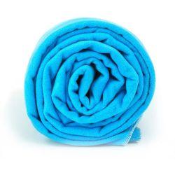 Ręcznik treningowy Dr.Bacty XL niebieski - Niebieski