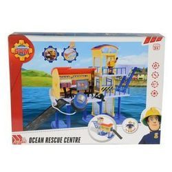 SIMBA Strażak Sam Stacja ratownictwaz figurką - Simba Toys. DARMOWA DOSTAWA DO KIOSKU RUCHU OD 24,99ZŁ