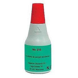 Tusz olejowy do stempli metalowych Noris 210 czerwony 25ml
