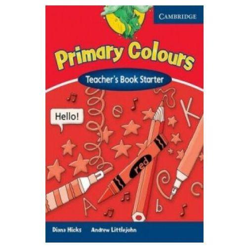 Książki do nauki języka, Primary Colours Starter TB (opr. miękka)