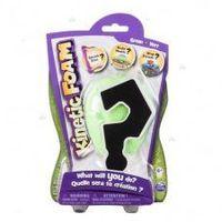 Kreatywne dla dzieci, KINETIC FOAM PIANKA KINETYCZNA VALUE PACK ZIELONA *