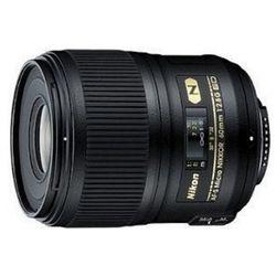 Nikon AF-S 60mm f/2,8 G ED Micro-Nikkor - produkt w magazynie - szybka wysyłka!