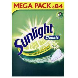 SUNLIGHT Classic Regular 84 szt. – tabletki do zmywarki - BEZPŁATNY ODBIÓR: WROCŁAW!