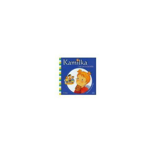 Książki dla dzieci, Kamilka i jej przyjciele - Petigny Aline, Delvaux Nancy (opr. miękka)