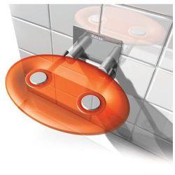 Siedzisko prysznicowe Ravak Ovo P Orange - Orange
