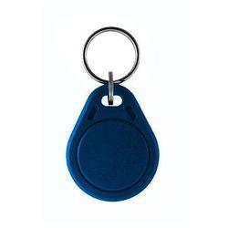 MFRC1KT Brelok - klucz zbliżeniowy z Mifare 1k bez nadrukowanego numeru, niebieski