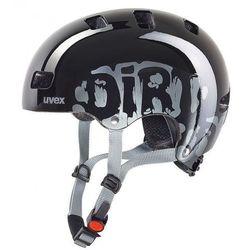 UVEX kask rowerowy Kid 3 czarny 51-55 cm
