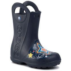 Kalosze CROCS - Crocsfl Galatic Rain Boot B 205955-410 Navy