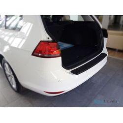 Nakładka na zderzak VW Golf VII kombi Listwa na zderzak
