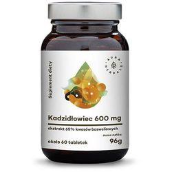 AURA HERBALS Kadzidłowiec ekstrakt 600mg, 96g (około 60 tabletek)