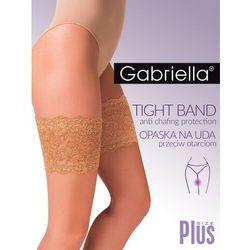 Opaska na uda gabriella code 509 rozmiar: 1/2-xs/s, kolor: beżowy/beige, gabriella
