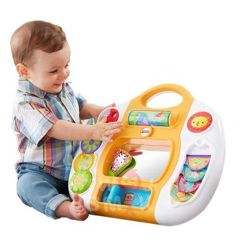 Pozostałe zabawki, Fisher Price Panel do zabawy #8222;Przyjaciele z Lasu Tropikalnego#8221; Oferta ważna tylko do 2022-05-28