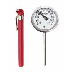 Termometr z sondą igłową, z sondą termiczną