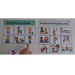 Kodeks przedszkolaka - obrazki dla dzieci młodszych