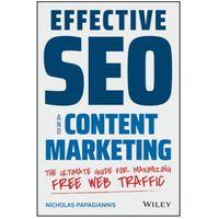 Biblioteka biznesu, Effective SEO and Content Marketing (opr. miękka)