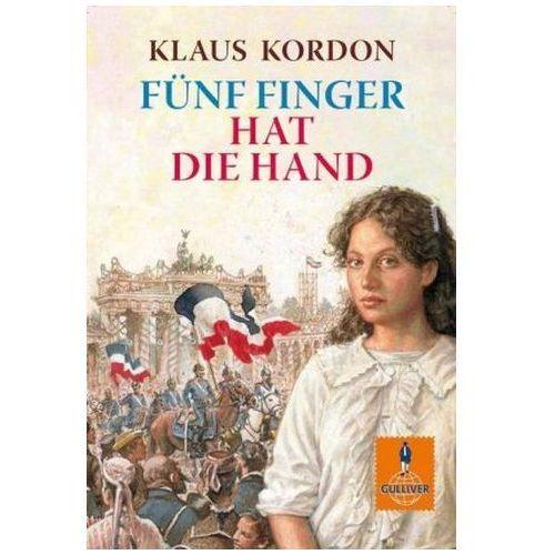 Pozostałe książki, Fünf Finger hat die Hand Kordon, Klaus