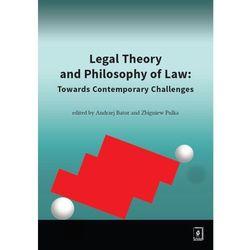 Legal Theory and Philosophy of Law - Praca zbiorowa (opr. miękka)