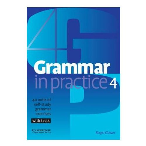 Książki do nauki języka, Grammar In Practice 4 Intermediate (opr. miękka)