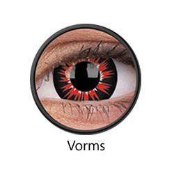 Crazy Lens - Vorms, 2 szt.