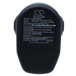 Black&Decker CD1402K2 / A9262 2100mAh 30.24Wh Ni-MH 14.4V (Cameron Sino)