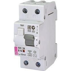 Wyłącznik różnicowo-nadprądowy Eti 2P 16A B 0,03A typ AC KZS-2M 002173104