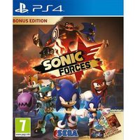 Gry na PS4, Sonic Forces (PS4)