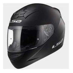 Kask LS2 SINGLE ROOKIE FF352 czarny-matt / Black matt NOWY MODEL 2!!!