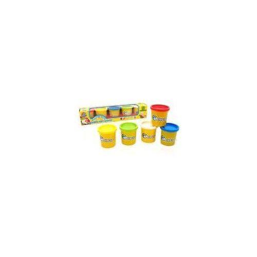 Kreatywne dla dzieci, Plastociasto 5 kolorów podstawowych