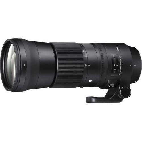 Obiektywy do aparatów, Sigma C 150-600 mm f/5-6.3 DG OS HSM Canon - produkt w magazynie - szybka wysyłka!