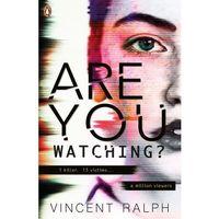 Książki do nauki języka, Are You Watching? - Ralph Vincent - książka