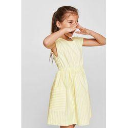 Mango Kids - Sukienka dziecięca Montouk 110-152 cm