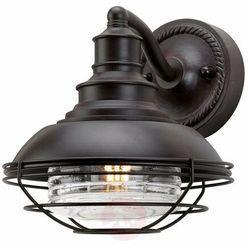 Lampa ścienna EUSTONEUSTON IP44 - Elstead Lighting - Sprawdź MEGA rabaty w koszyku!