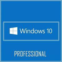 Systemy operacyjne, WINDOWS 10 PROFESSIONAL PL/Nowy klucz M/Szybka wysyłka/F-VAT 23%