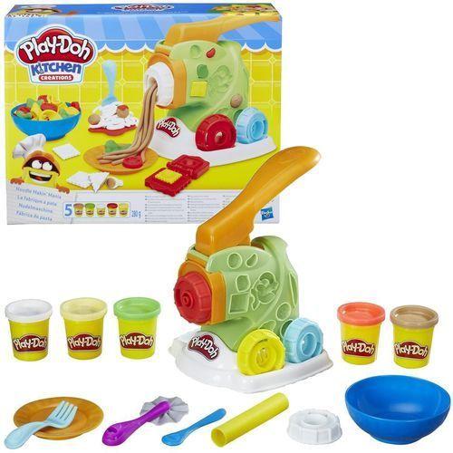 Ciastolina, Hasbro Play-Doh Ciastolina Makaronowa zabawa B9013
