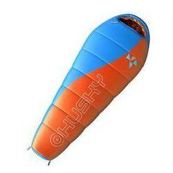 Śpiwór Husky Oudoor Kids Merlot -10°C Pomarańczowy
