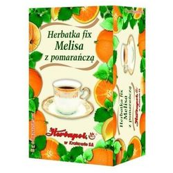 Herbatka fix melisa z pomarańczą x 20 saszetek