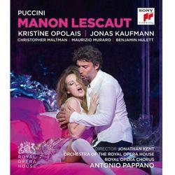 Puccini: Manon Lescaut (CD + Blu-ray) - Jonas Kaufmann