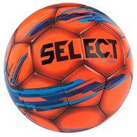 Piłka nożna, Piłka nożna Select Classic 4 pomarańczowo - niebieska
